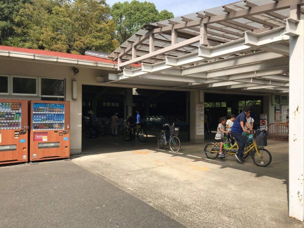 西立川口サイクルセンター拡大