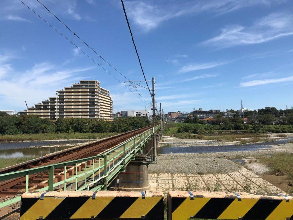 JR八高線鉄橋