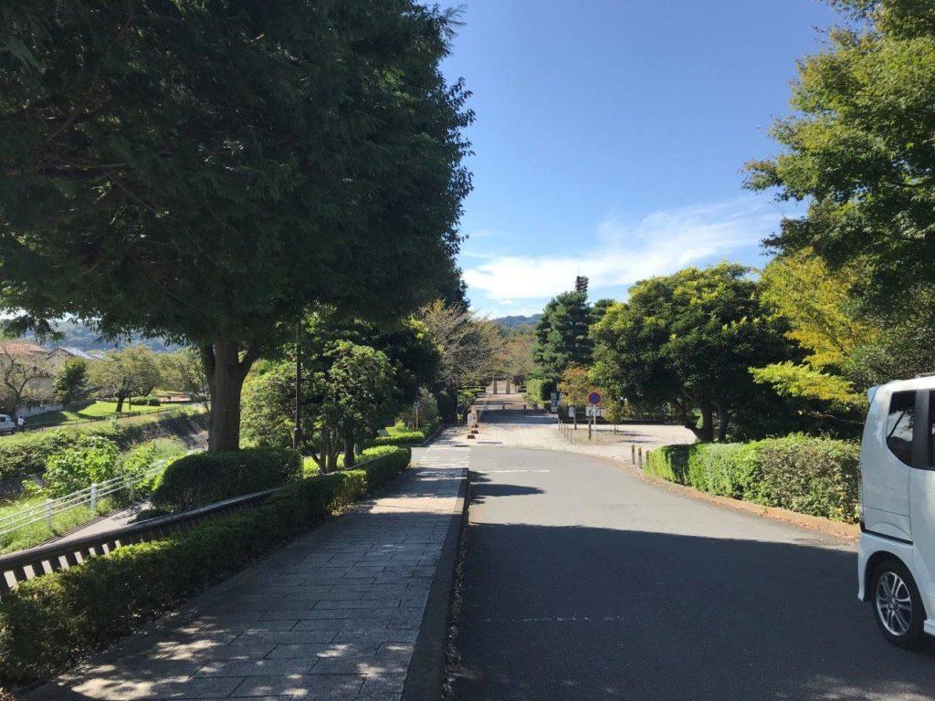 陵南公園入口2