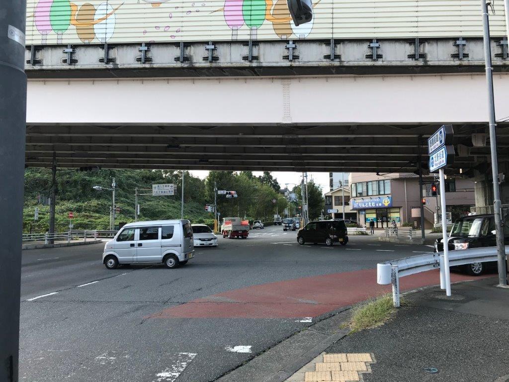 野猿街道の終わり