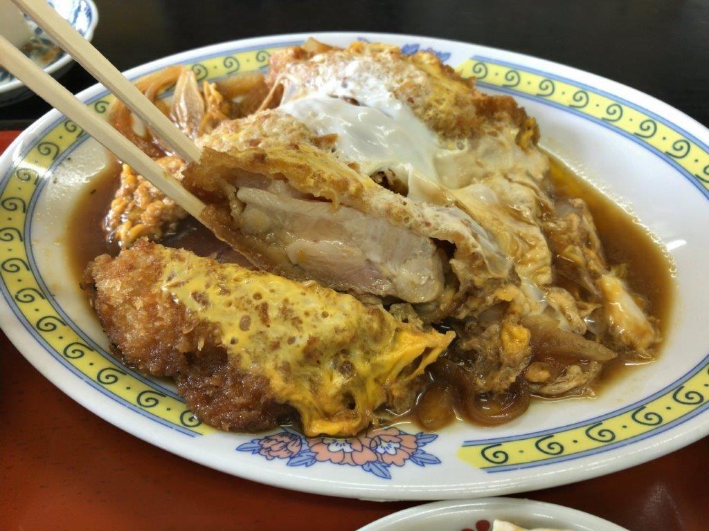 チキンの煮カツ20191103拡大