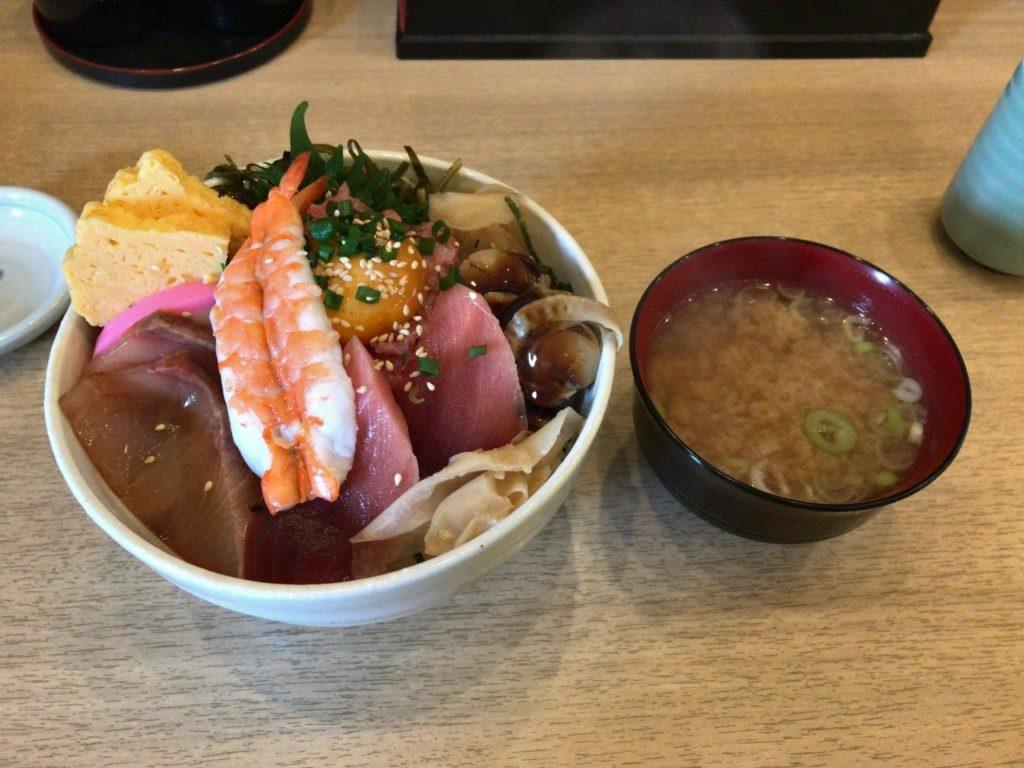本日のおすすめ丼2019.11.23