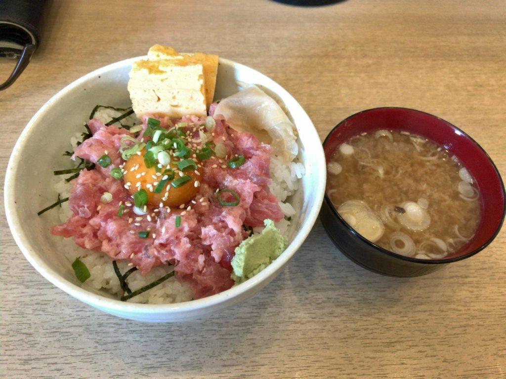 ネギトロ丼2019.11.30