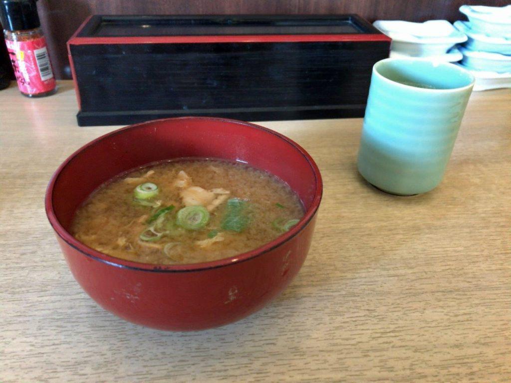 お味噌汁スペシャル2020.01.11