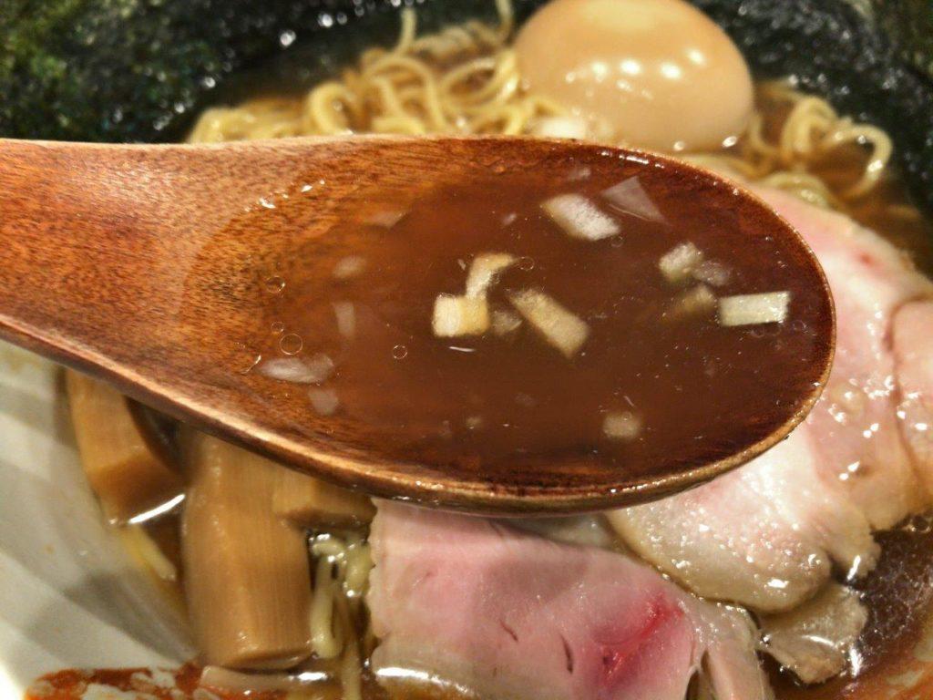 正油ラーメンスープ2020.01.17