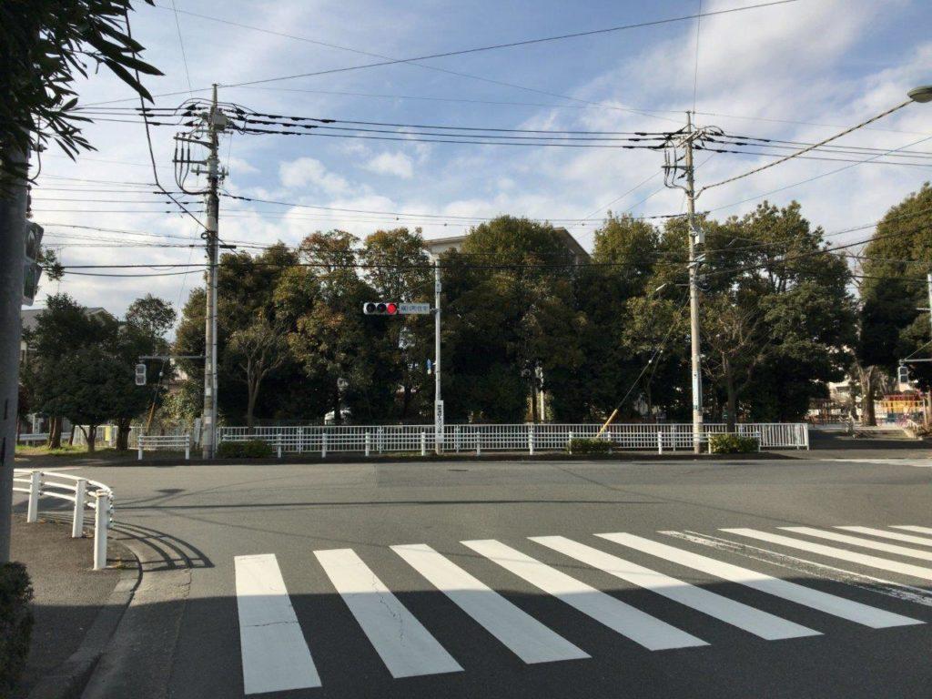 横川町住宅