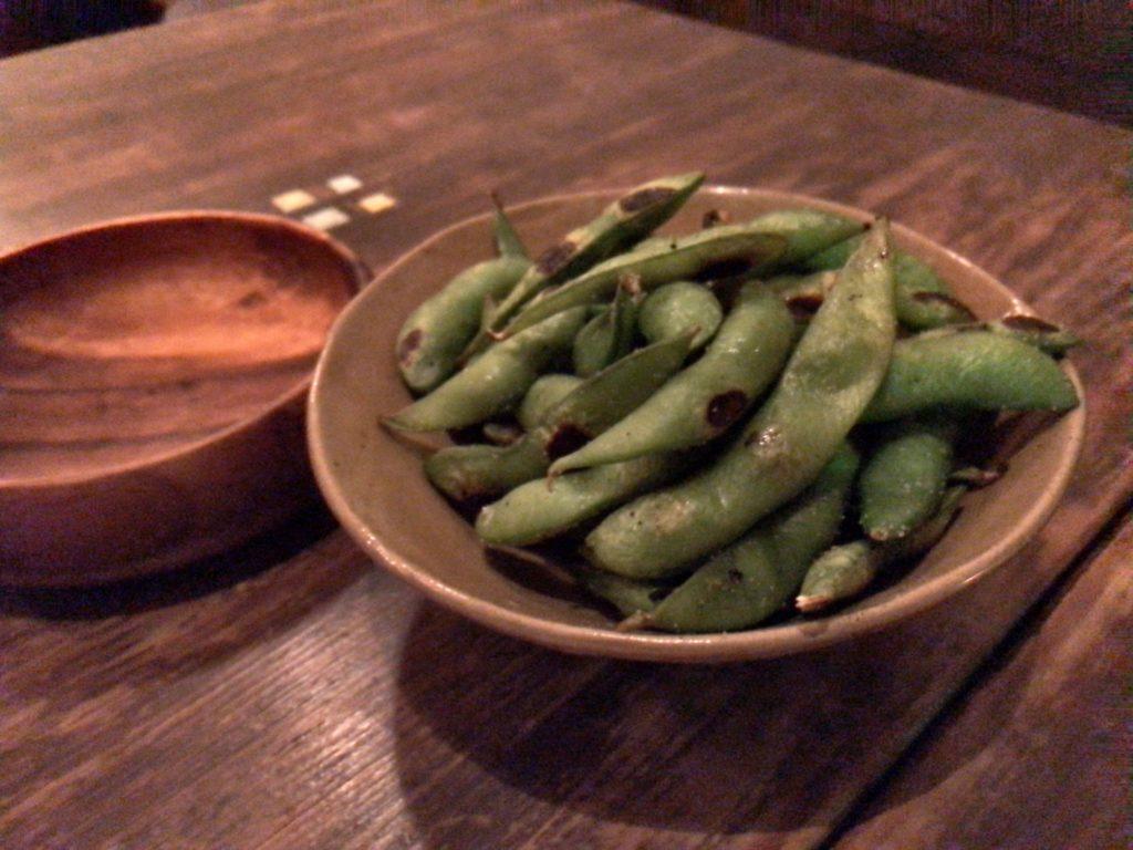 焼き枝豆2020.01.13