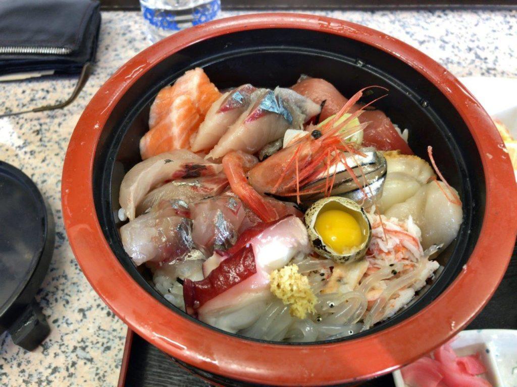 北海海鮮丼2020.01.14