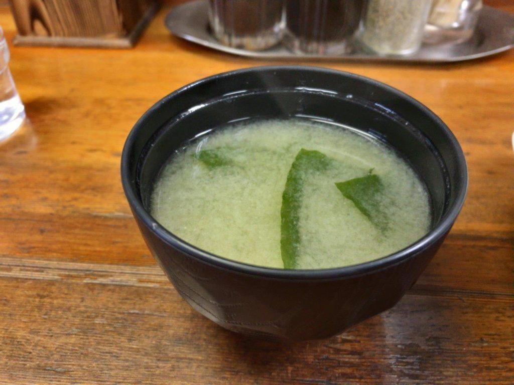 味噌汁2020.01.15
