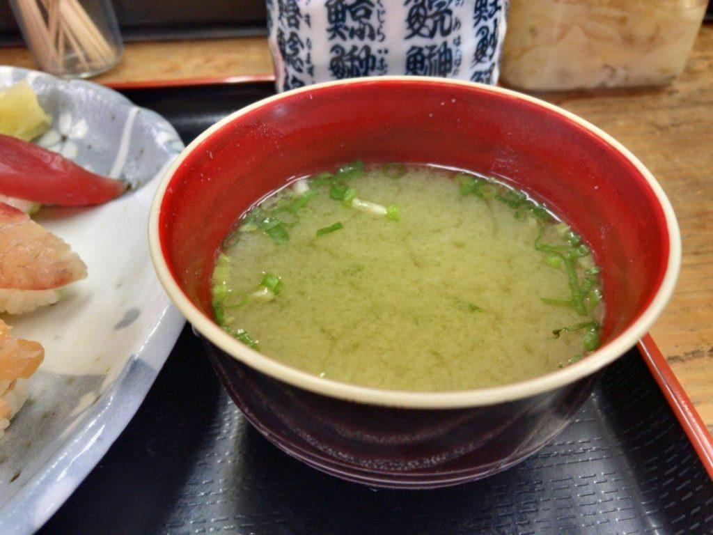 味噌汁2020.01.16