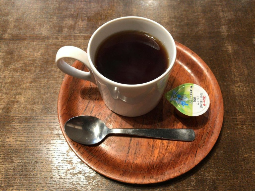 食後のコーヒー2020.01.27