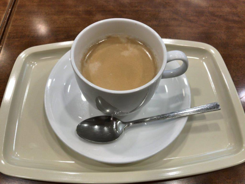 ブレンドコーヒー2020.01.27