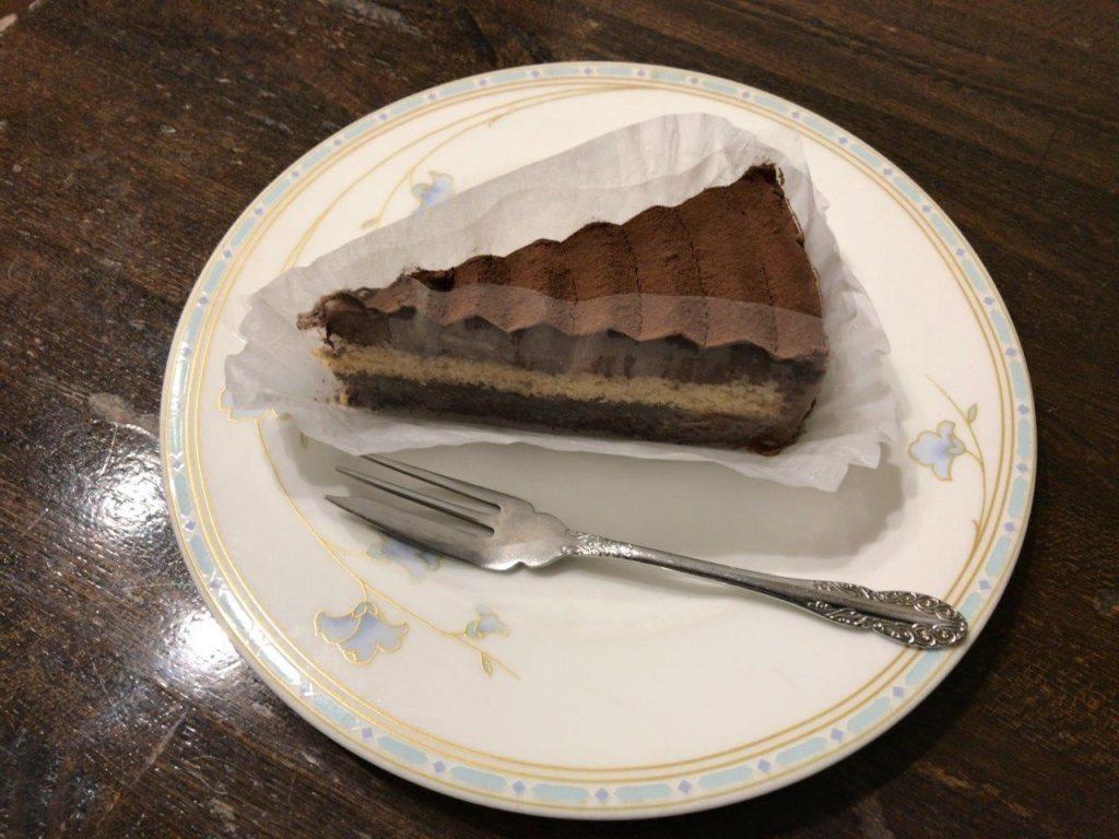 チョコレートケーキ2020.02.02