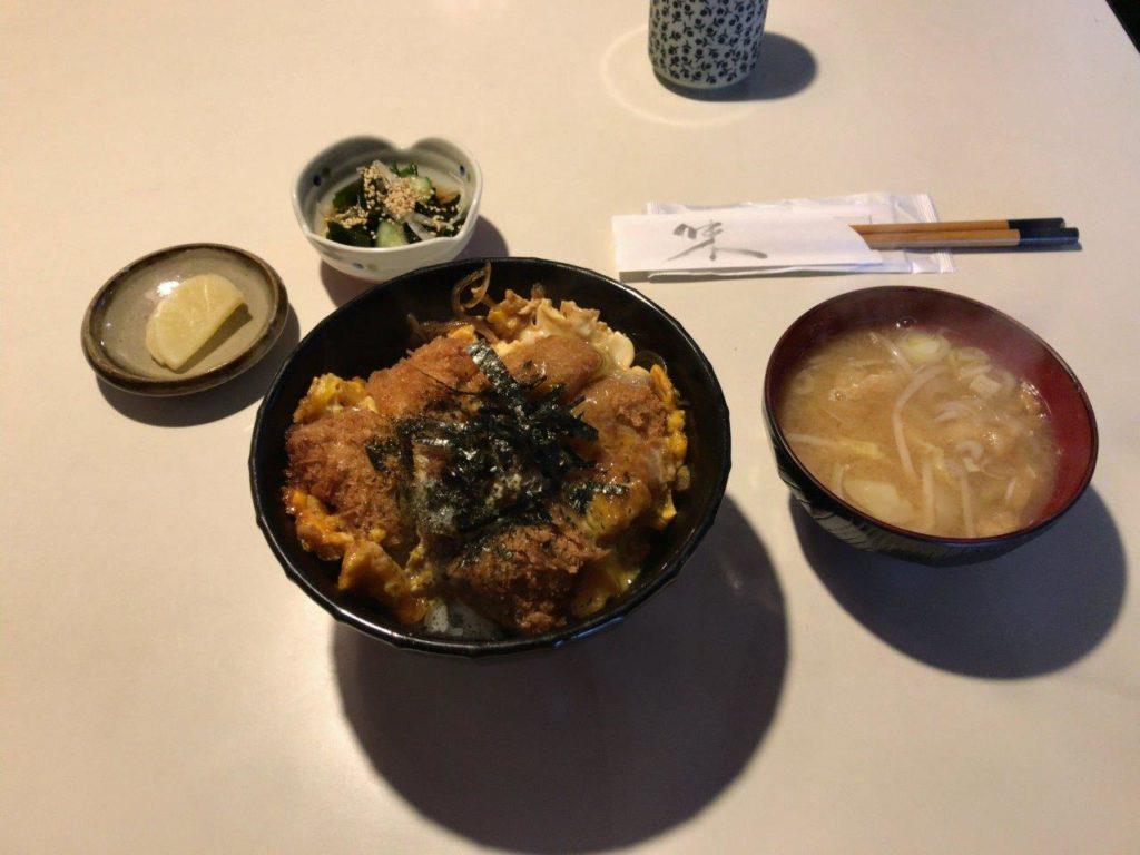 かつ丼(ヒレ)2020.02.16